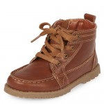 Toddler Boys Lace Up Boots