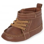 Baby Boys Lace Up Boots