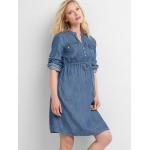 Maternity Utility Dress in TENCEL&#153