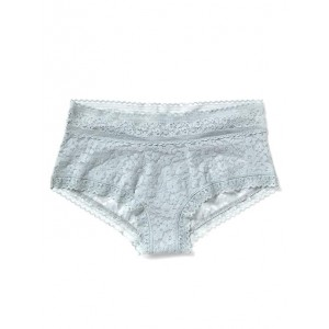Supersoft lace shorty