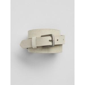 Thin Calf Hair Belt