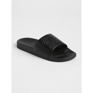 Logo Slide Sandals