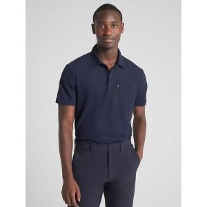 Hybrid Pique Polo Shirt