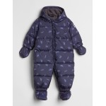 ColdControl Max Down Print Snowsuit