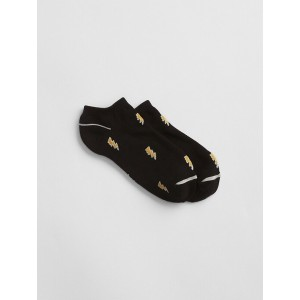 Pattern Ankle Socks