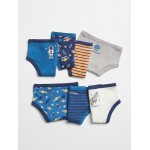 Space Days-of-the-Week Briefs (7-Pack)