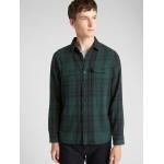 Heavyweight Flannel Overshirt