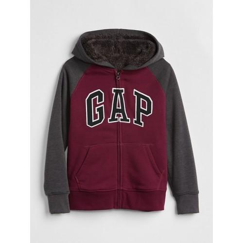 갭 Cozy Logo Hoodie Sweatshirt