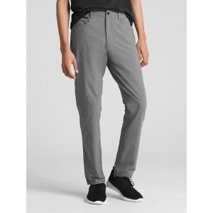 Hybrid Khakis in Slim Fit with GapFlex