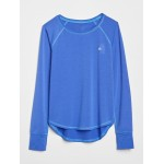 GapFit Kids Long Sleeve T-Shirt