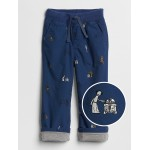 babyGap &#124 Star Wars&#153 Lined Pull-On Pants
