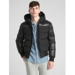 Heavyweight Hooded Puffer Jacket