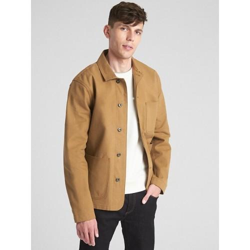 갭 Selvedge Denim Work Jacket
