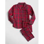 Flannel PJ Set