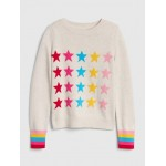 Star Crewneck Sweater