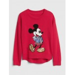 GapKids &#124 Disney Mickey Mouse Sequin Sweater