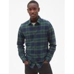 Standard Fit Flannel Shirt