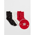 Star Crew Socks (3-Pack)