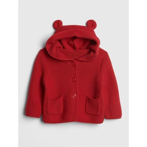 갭 Bear Garter Hoodie Sweater