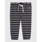 Crazy Stripe Pull-On Pants