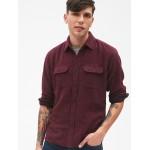 Cozy Textured Overshirt