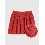Lace Flippy Skirt