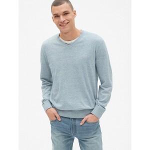 The Mainstay V-Neck Sweater