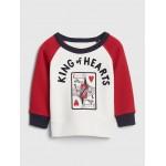 King of Hearts Raglan Sweatshirt