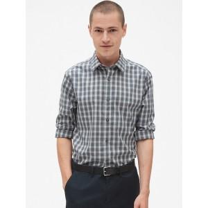 Zero-Wrinkle Shirt