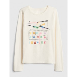 Graphic Long Sleeve T-Shirt