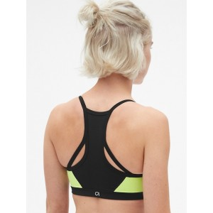 GapFit Low Impact Racerback Sports Bra