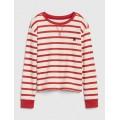 Stripe Star Sweatshirt