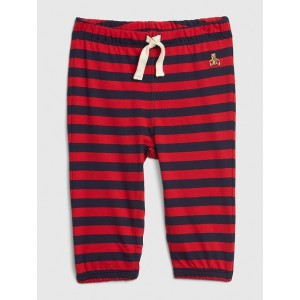 Stripe Pull-On Pants