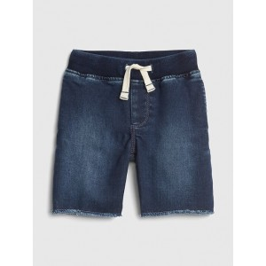 Superdenim Pull-On Shorts with Fantastiflex