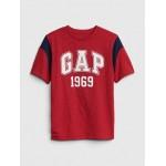 Kids Gap Logo Short Sleeve T-Shirt