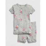 Floral Short PJ Set