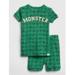 Monster Short PJ Set