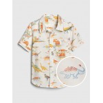 Dino Short Sleeve Shirt