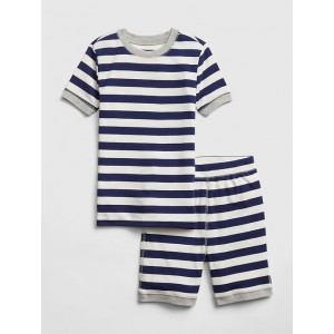 Stripe Short PJ Set