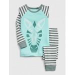 Zebra PJ Set