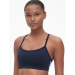 GapFit Low Support Racerback Sports Bra