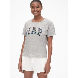Forever Favorite Roll Sleeve Graphic T-Shirt