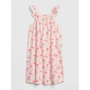 Kids Flamingo PJ Dress