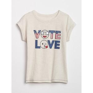 Kids Graphic Dolman-Sleeve T-Shirt