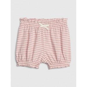 Baby Organic Cotton Pull-On Shorts