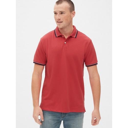 갭 All Day Pique Polo Shirt