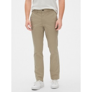 Modern Khakis in Athletic Fit with GapFlex