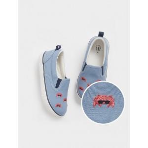 Crab Slip-On Sneakers