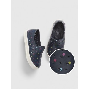 Water-Repellant Slip-On Shoes