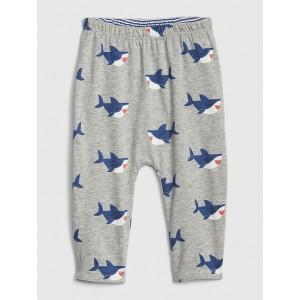 Baby Shark Reversible Pull-On Pants